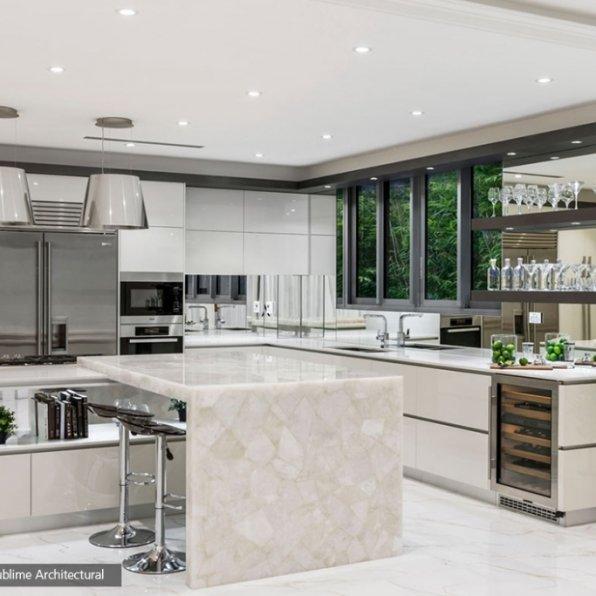 שיש אבן קונצ'טו איכותי למטבחים