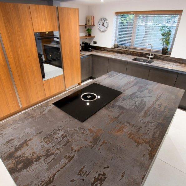 Bower Willis Designs - Dekton Trilium -modern-kitchen 5