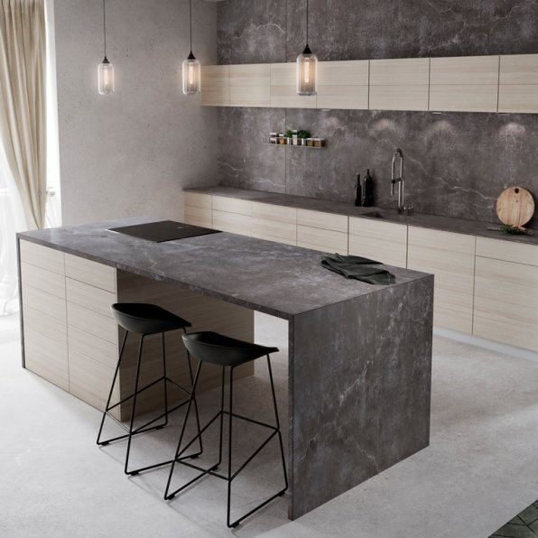 Dekton Kitchen Laos