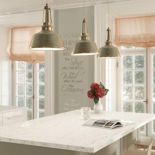 Silestone Kitchen - Eternal Pearl Jasmine