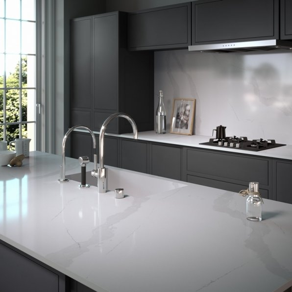 Silestone Kitchen Europea - Classic Calatta