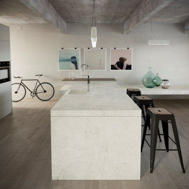 Dekton Kitchen Lunar