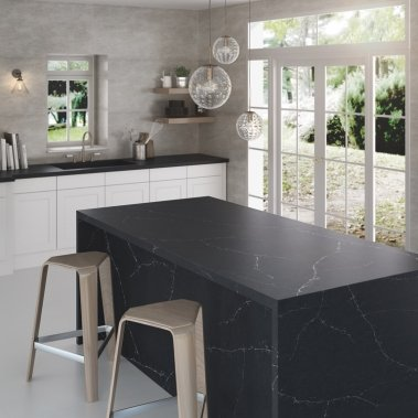 RS11272_Silestone Kitchen - Eternal Charcoal Soapstone